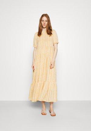 EMERALD LONG DRESS - Maxi dress - golden aster