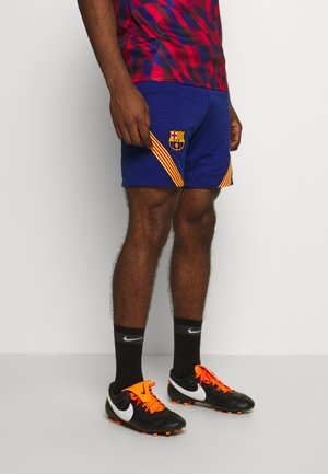 FC BARCELONA DRY SHORT - Sports shorts - deep royal blue/amarillo