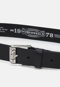 Diesel - B-MOCKLE BELT - Belt - black - 2