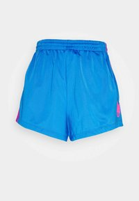 adidas Originals - ADICOLOR SLIM - Szorty - blue/shock pink - 4