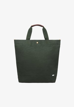 MN VERDES - Tote bag - kombu green