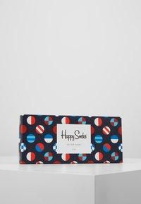 Happy Socks - GIFT BOX 4 PACK - Socks - blue - 3