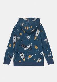 Walkiddy - SPACE TRIP UNISEX - Zip-up sweatshirt - dark blue - 1