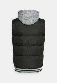 Blend - Waistcoat - black - 1