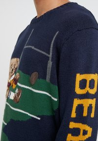 Polo Ralph Lauren - BLEND BEAR - Pullover - navy - 5