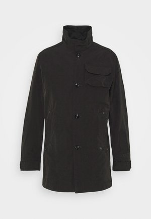 UTILITY HB TAPE TRENCH - Trenčkot - black