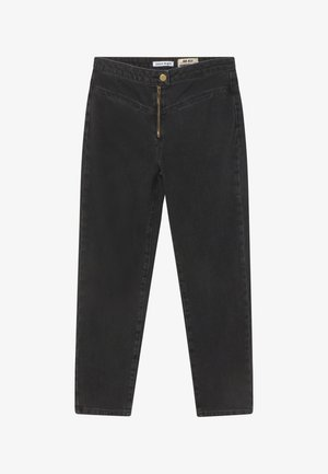 KAMEIRA - Straight leg jeans - black