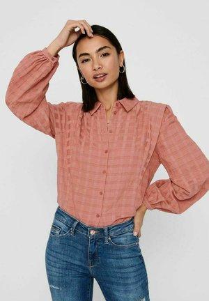 LANGÄRMELIGE - Button-down blouse - baroque rose