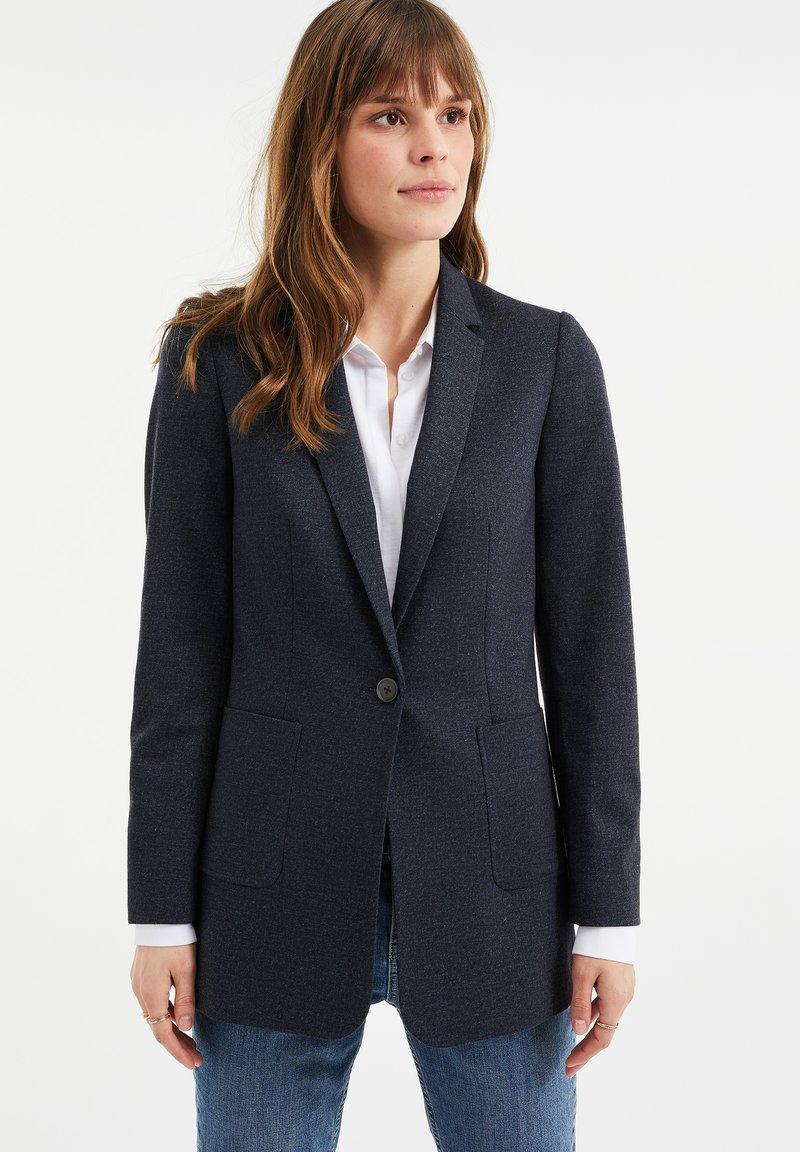 WE Fashion - Blazer - dark blue