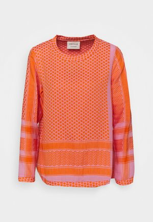 LONG SLEEVES - Camicetta - tangerine