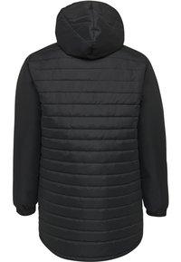 Hummel - Winter jacket - black - 2