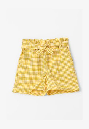 RELAX FIT - Shorts - yellow