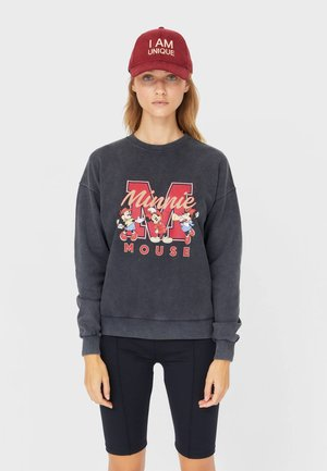 MINNIE - Sweatshirt - grey