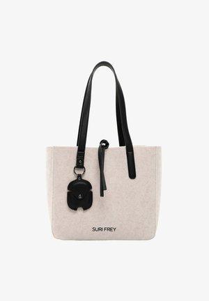 Handbag - cream