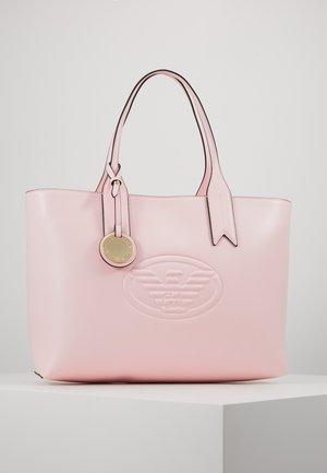ZIP EAGLE - Handbag - rosa baby