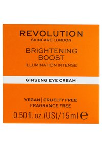 Revolution Skincare - BRIGHTENING BOOST GINSENG EYE CREAM - Augenpflege - - - 2