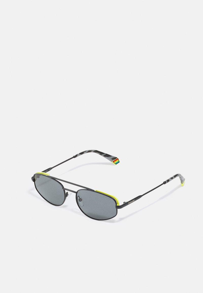 Polaroid - UNISEX - Sluneční brýle - black/grey
