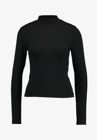 DORSIA - Long sleeved top - black