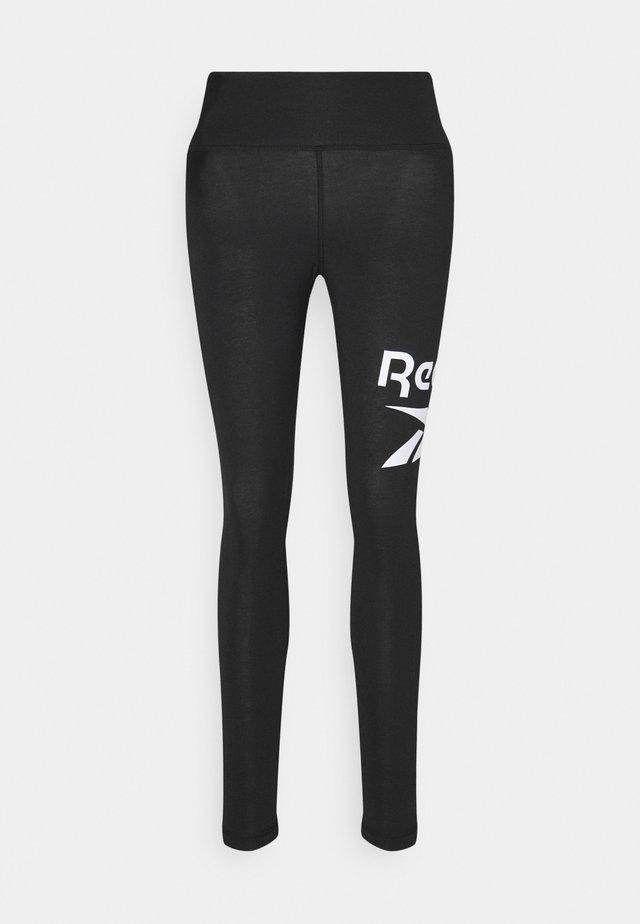 LEGGING - Collants - black