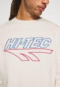 Hi-Tec - HERMANN - Sweatshirt - soya - 4