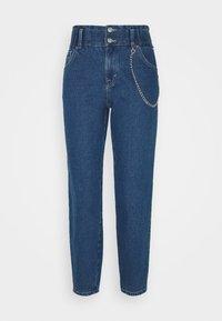 ONLY - ONLLU LIFE - Jeans baggy - medium blue denim - 3