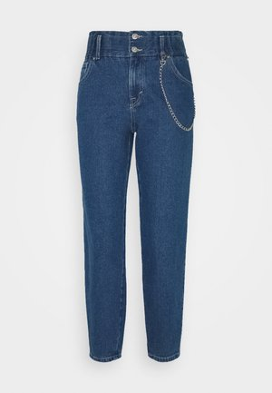 ONLLU LIFE - Relaxed fit jeans - medium blue denim