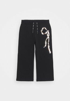 PANTALONI - Pantalones deportivos - black