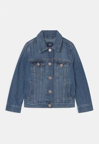 GAP - GIRL  - Denim jacket - blue denim - 0