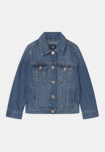 GIRL  - Denim jacket - blue denim