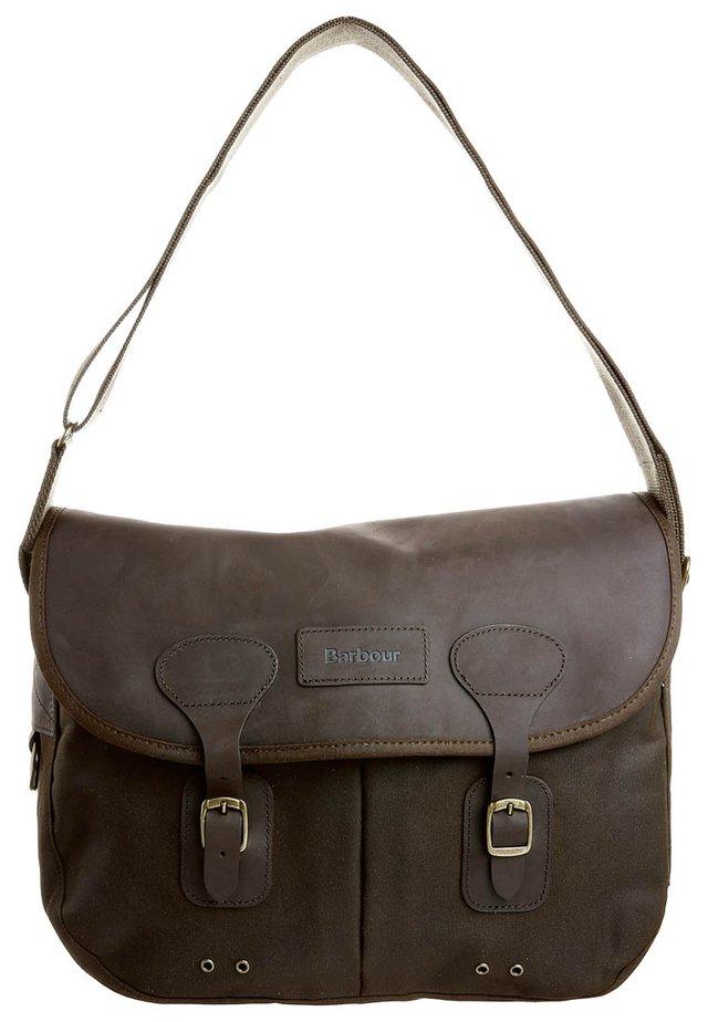 TARRAS - Across body bag - olive