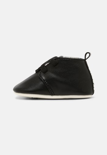 BABY UNISEX - First shoes - black
