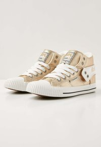 British Knights - ROCO - High-top trainers - gold - 3
