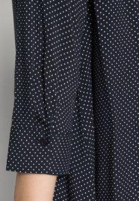 Opus - FARLA - Button-down blouse - mystic blue - 4