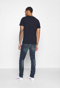Blend - Slim fit jeans - denim dark blue - 2