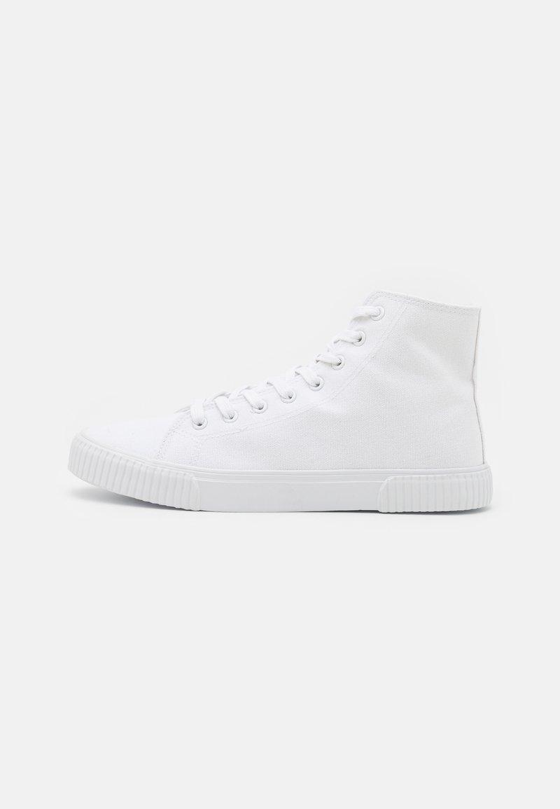 YOURTURN - UNISEX - Höga sneakers - white
