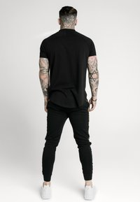 SIKSILK - BASEBALL - Print T-shirt - black - 2