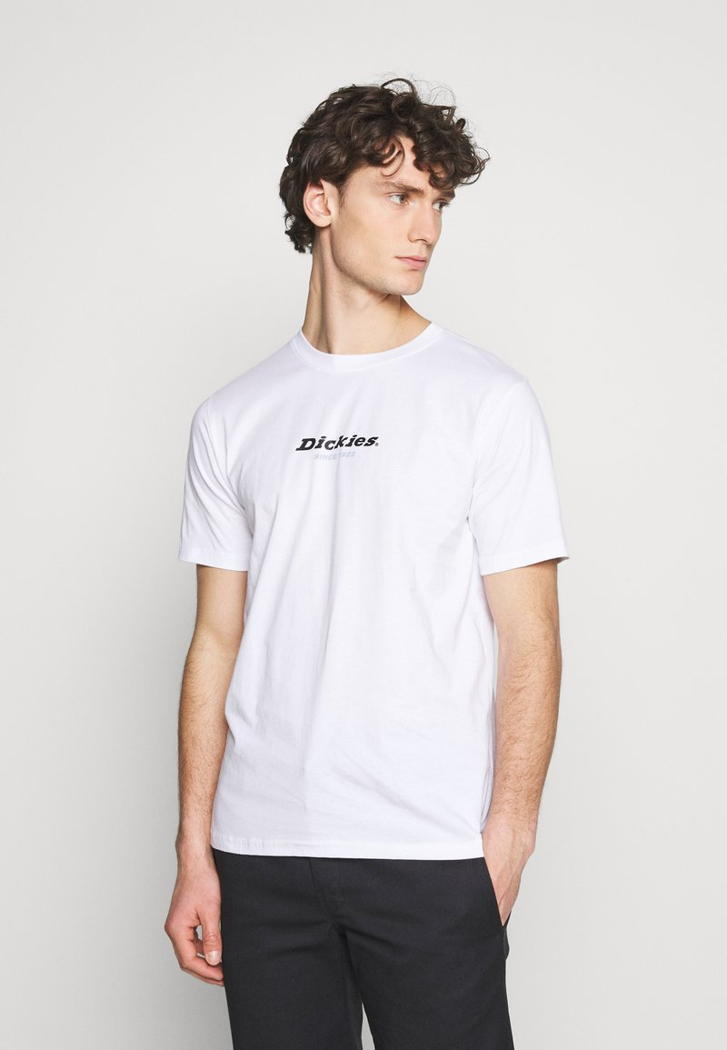 Dickies - CENTRAL 1922 - Print T-shirt - white