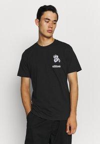 adidas Originals - GOOFY  TEE - T-shirts print - black - 0