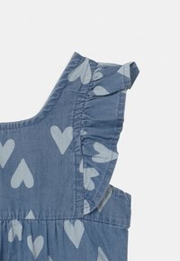 Carter's - CHAMBRAY HEART - Jumpsuit - blue - 2