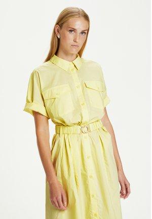 GRYKB  - Vestito di maglina - wax yellow