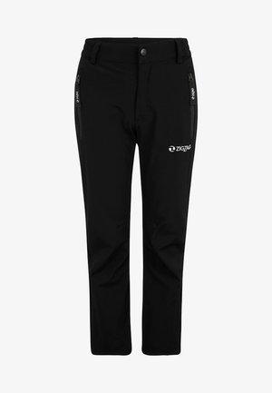 NUCLA W PRO - Trousers - black