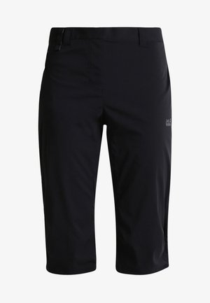 ACTIVATE LIGHT 3/4 PANTS - 3/4 sports trousers - black