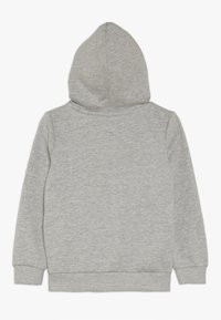Levi's® - BATWING SCREENPRINT HOODIE - Luvtröja - grey heather - 1