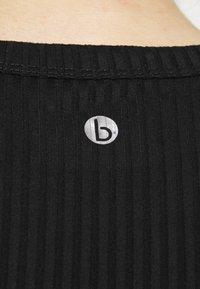 Cotton On Body - LIFESTYLE RACER TANK - Top - black - 3