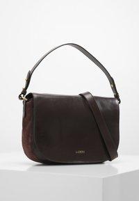 L.CREDI - FRANCES - Across body bag - braun - 1