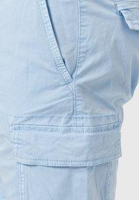 INDICODE JEANS - KINNAIRD - Shorts - light blue - 5