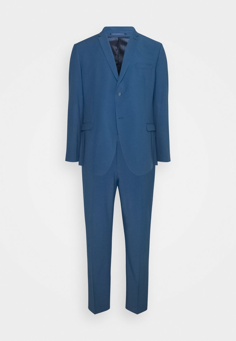 Isaac Dewhirst - THE FASHION SUIT PLUS SIZE - Oblek - blue