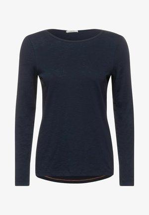 IM NEUEN STYLE - Long sleeved top - blau