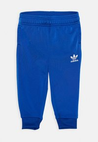 adidas Originals - BIG TREFOIL SET - Giacca sportiva - scarlet/royal blue/white - 2