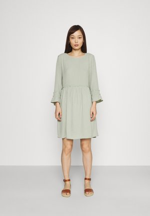 ONLHENRIETTA DRESS - Day dress - desert sage